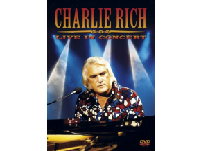 CHARLIE RICH - Live In Concert (DVD)