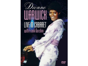 DIONNE WARWICK - Live In Cabaret With Frank Gorshin (DVD)