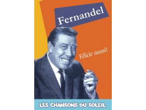 FERNANDEL - Les Chansons Du Soleil (DVD)