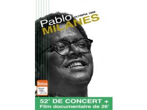 PABLO MILANES - Olympia 1998 (DVD)