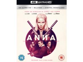 Anna (Blu-ray 4K)
