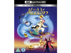 Aladdin (animated) (Blu-ray 4K)