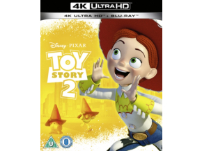 Toy Story 2 (Blu-ray 4K)