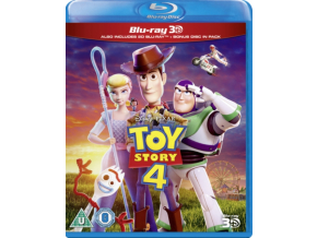 Toy Story 4 (3D) (Blu-ray 3D)