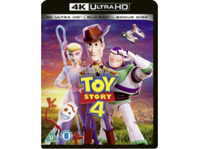 Toy Story 4 (4K) (Blu-ray 4K)