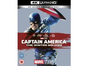 Captain America: Winter Soldier (Release Date TBC) (Blu-ray 4K)