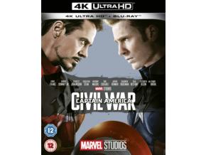 Captain America 3: Civil War (Release Date TBC) (Blu-ray 4K)
