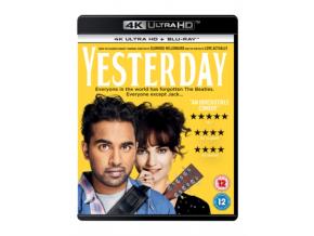 Yesterday (Blu-ray 4K)