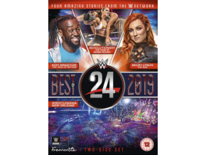 WWE: WWE 24 - The Best Of 2019 (DVD)