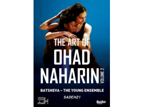 OHAD NAHARIN - The Art Of Ohad Naharin Vol.2 (Sadeh21) (DVD)