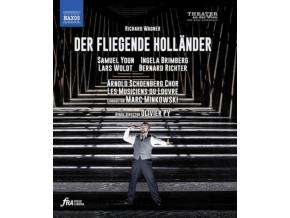 MUSICIENS LOUVRE / MINKOWSKI - Richard Wagner: Der Fliegende Hollander (Blu-ray + DVD)