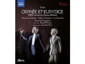 ENS PYGMALION / PICHON - Christoph Willibald Gluck: Orphee Et Eurydice (Blu-ray + DVD)