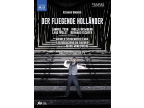 MUSICIENS LOUVRE / MINKOWSKI - Richard Wagner: Der Fliegende Hollander (DVD)