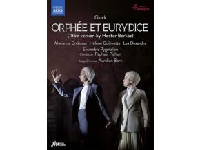ENS PYGMALION / PICHON - Christoph Willibald Gluck: Orphee Et Eurydice (DVD)