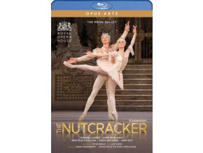 THE ROYAL BALLET - Pyotr Ilyich Tchaikovsky: The Nutcracker (Blu-ray)