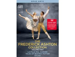 THE ROYAL BALLET - The Frederick Ashton Collection. Vol. 2 (DVD)