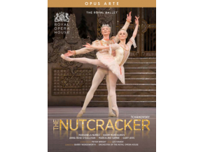 THE ROYAL BALLET - Pyotr Ilyich Tchaikovsky: The Nutcracker (DVD)