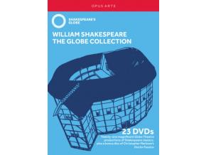 GLOBE - William Shakespeare: The Globe Collection (DVD Box Set)