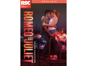 ROYAL SHAKESPEARE COMPANY - William Shakespeare: Romeo And Juliet (DVD)