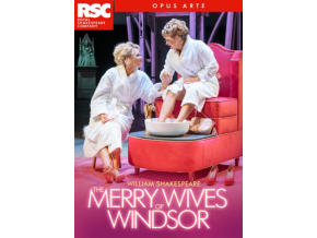 RSC - William Shakespeare: The Merry Wives Of Windsor (DVD)