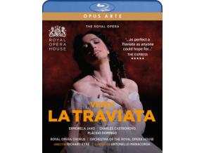 ROYAL OPERA HOUSE - Giuseppe Verdi: La Traviata (Blu-ray)