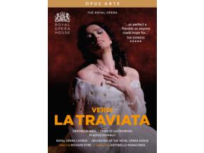 ROYAL OPERA HOUSE - Giuseppe Verdi: La Traviata (DVD)