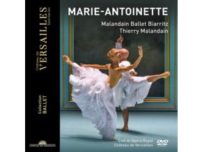 MALANDAIN BALLET BIARRITZ / THIERRY MALANDAIN / ORCHESTRE SYMPHONIQUE DEUSKADI / MELANIE LEVY-THIEBAUT - Marie Antoinette: Ballet Sur Der Symphonies J. Haydn (DVD)