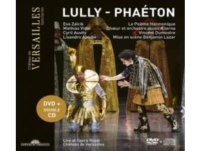 LE POEME HARMONIQUE / VINCENT DUMESTRE - Jean-Baptiste Lully (DVD)