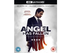 Angel Has Fallen (Blu-ray 4K)