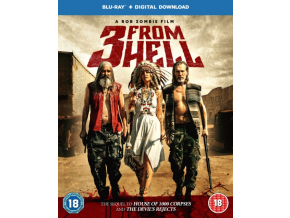 3 From Hell (Blu-ray)