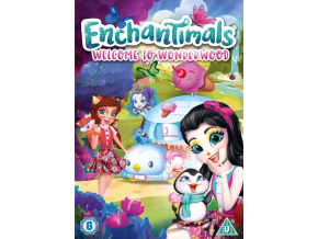 Enchantimals - Welcome To Wonderwood (DVD)