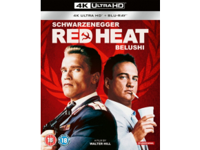 Red Heat (Blu-ray 4K)