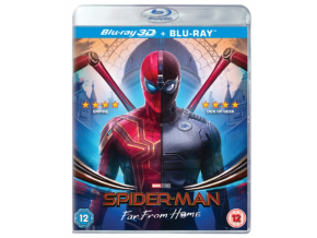 Spider-Man: Far From Home - 3D (Blu-ray 3D)