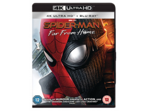 Spider-Man: Far From Home (Blu-ray 4K)
