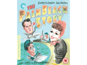 Palm Beach Story. The (1942) (Criterion Collection) Uk Only (Blu-ray)