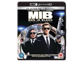 Men In Black: International (Blu-ray 4K)