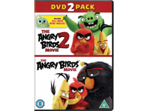 Angry Birds Movie 1&2. The (DVD)
