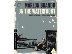 On The Waterfront (1954) (Criterion Collection) - 2 Discs - Uk Only (Blu-ray)