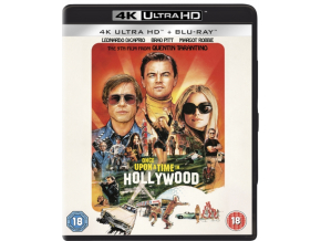 Once Upon A Time In Hollywood (Blu-ray 4K)