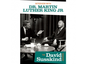DR. MARTIN LUTHER KING JR. - David Susskind Archive: Interview With Martin Luther King Jr. (DVD)