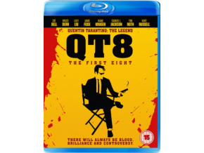 Qt8: The First Eight (Blu-ray)