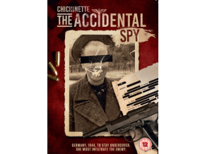 Chichinette: The Accidental Spy (DVD)