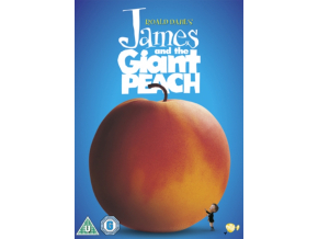 James & The Giant Peach (DVD)