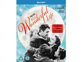 Its A Wonderful Life (2019 Remaster) (Blu-ray)