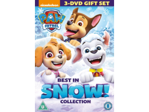 Paw Patrol: Best In Snow Christmas Boxset (DVD)