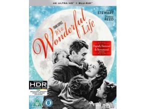 Its A Wonderful Life (2019 Remaster) (DVD)