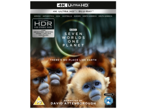 Seven Worlds One Planet (Blu-ray 4K)