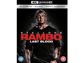 Rambo: Last Blood (Blu-ray 4K)