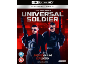 Universal Soldier (Blu-ray 4K)