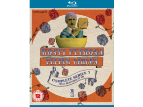 Monty Pythons Flying Circus: The Complete Series 1 (Blu-ray)